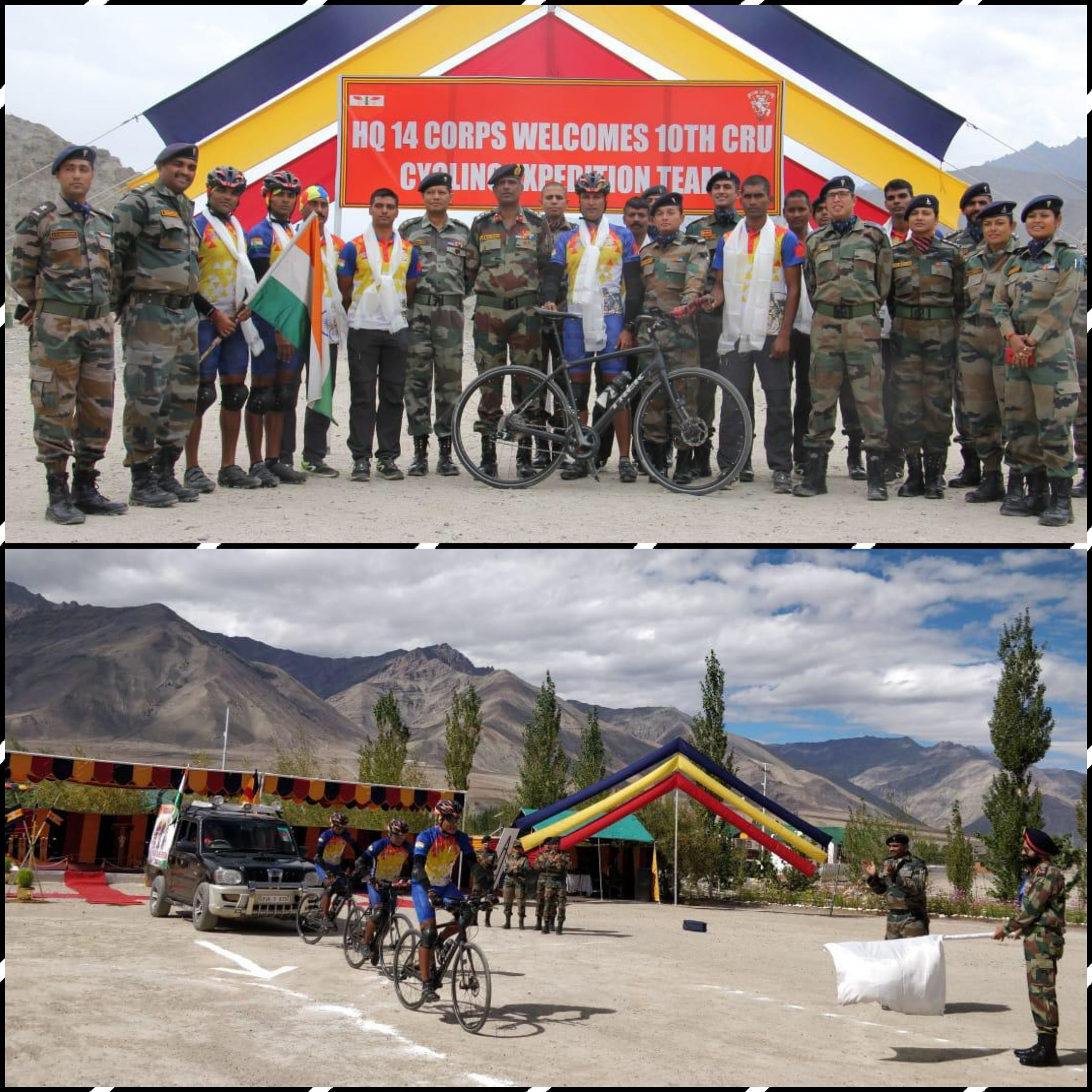 ABD NEWS 24 7 Wednesday 05 Sep 2018 The Corps Of Electronics And Mechanical Engineers Known As Eagles Indian Army Has Undertaken A Unique Ultra